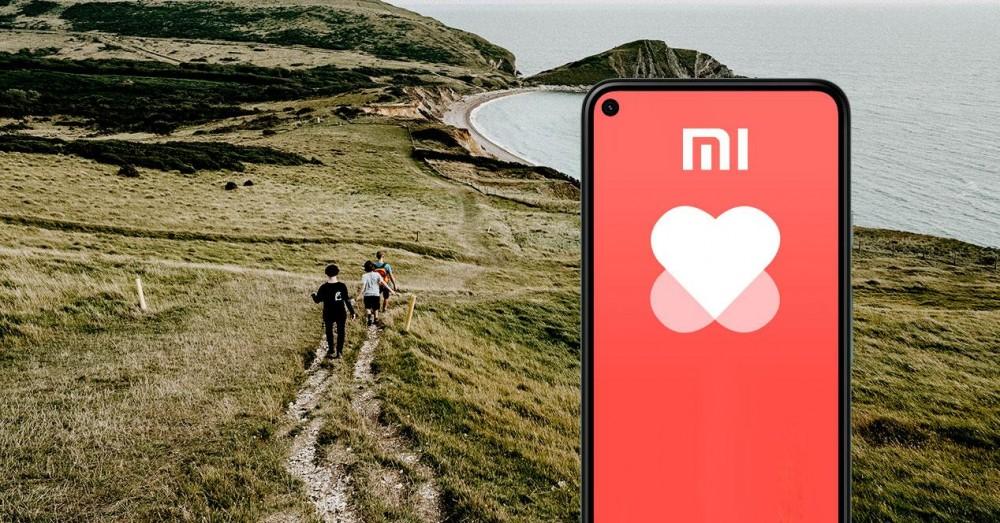 Messen Sie die Schritte mit einem Xiaomi-, Redmi- oder Poco-Handy