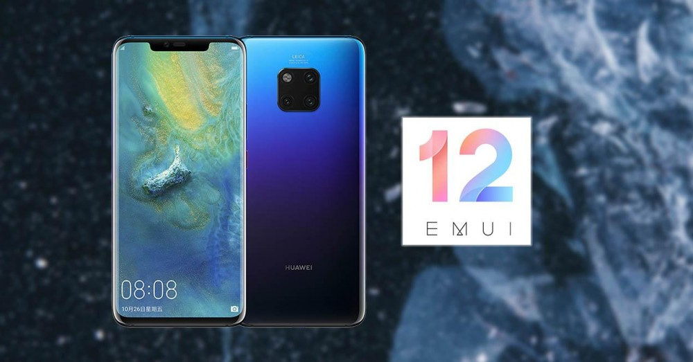 Huawei phones that could run out of EMUI 12