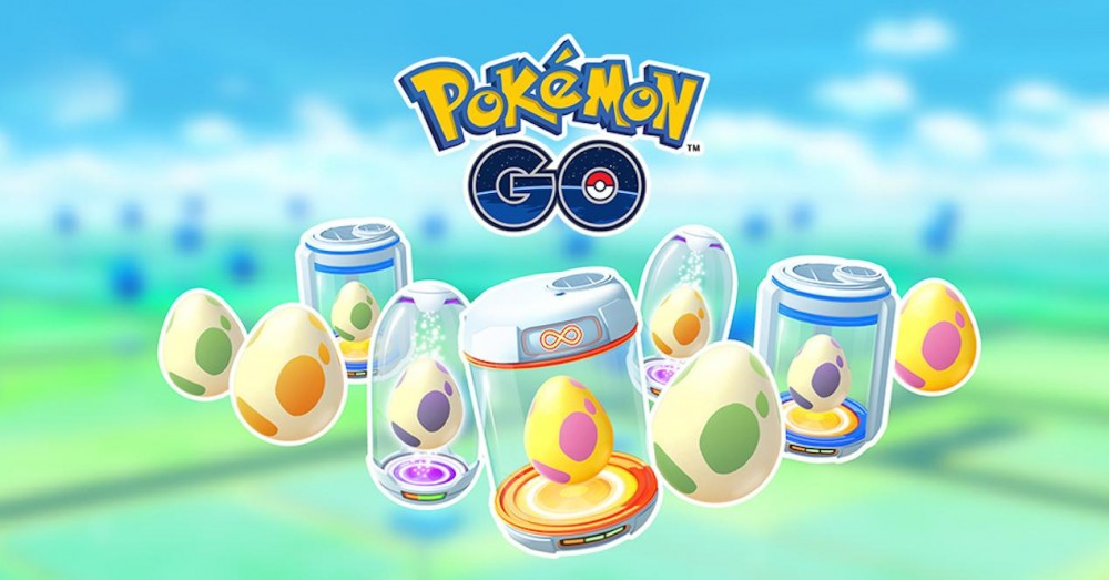 """The """"hack"""" of Pokémon GO to hatch eggs without moving"""