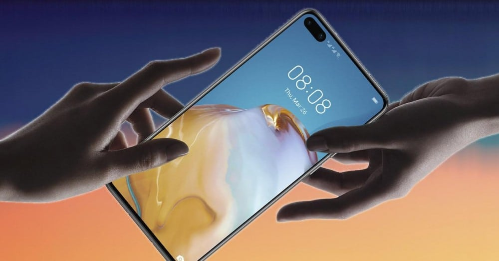 primii pași pentru a configura un telefon mobil Huawei
