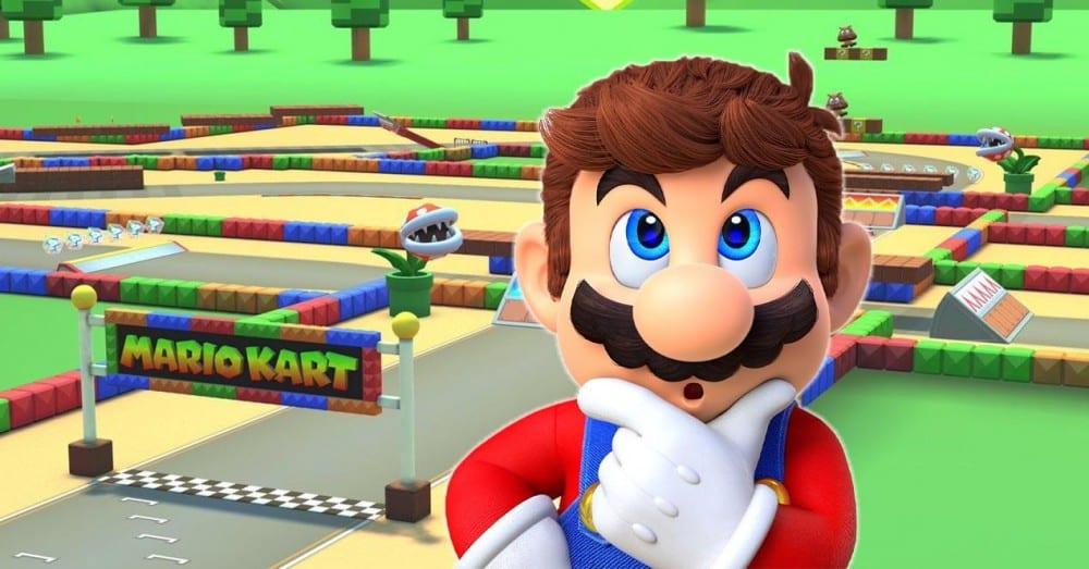 puuttuu Mario Kart Tour