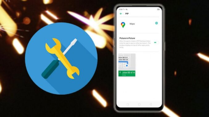 fix PiP mode problems on your Android mobile
