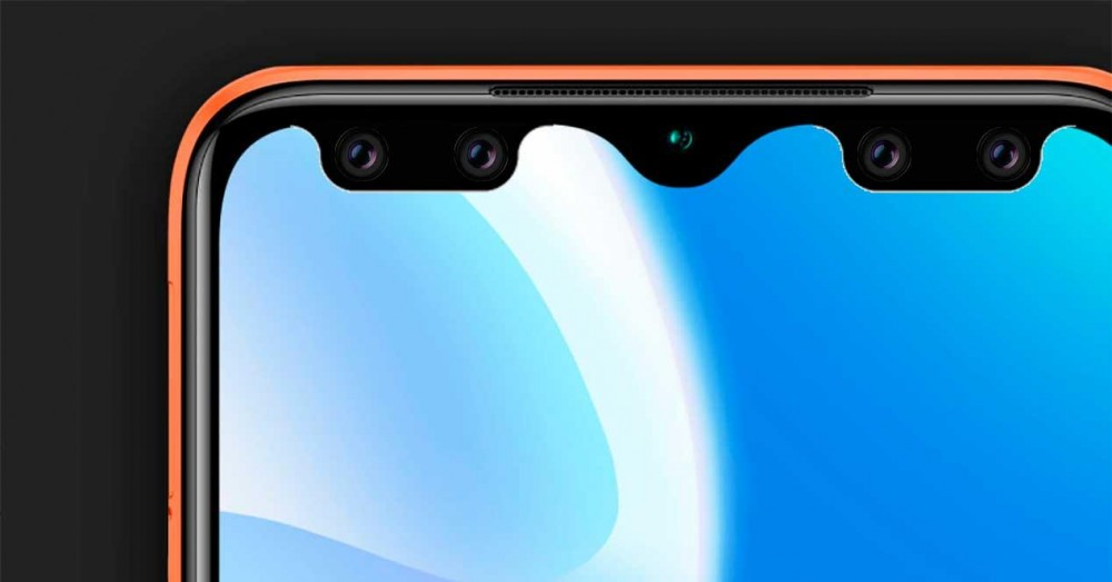 Phones with notch on their screen, doomed to disappear