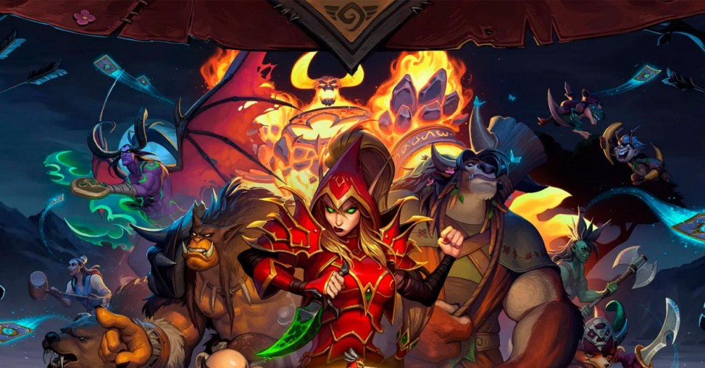 What kinds of heroes are there in Hearthstone