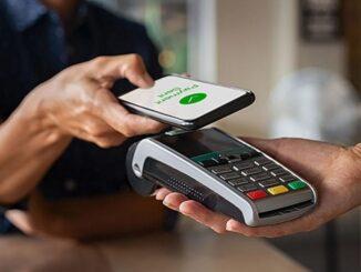 betala med den mobila NFC