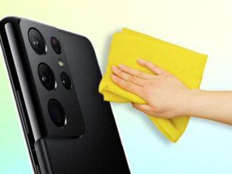 5 tips to clean your mobile camera